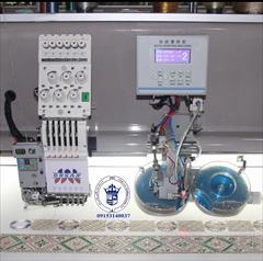 industry industrial-machinery industrial-machinery فروش دستگاه نگین زن دو مخزنه  اورگان