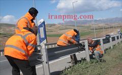 industry roads-construction roads-construction گاردریل جاده