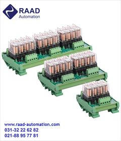 industry industrial-automation industrial-automation کارت رله (Relay Card)