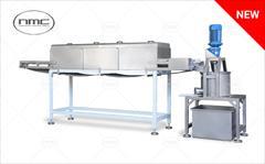 industry machinary machinary ماشین آلات خط فرآوری و بسته بندی  خمير و حلوای