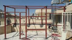 services construction construction اجرای اتاقک پیش ساخته