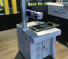 industry industrial-machinery industrial-machinery دستگاه لیزر لیزر مارکینگ فایبر ( 30 وات و 50 وات )