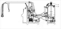 industry machinary machinary ساخت و تعمر وبازسازی دستگاه تزریق فوم پلی یورتان