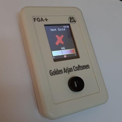 <br/>دستگاه آنالیزر طلای تمام عیار وسلیه ای مناسب برای تشخیص عیار طلا با دقتی بالا  و جواهرات بدلی  <br/>سفارش عیار سنج طلا FGA: 09166728420<br/>به ازای هر بار تش digital-appliances other-digital-appliances other-digital-appliances